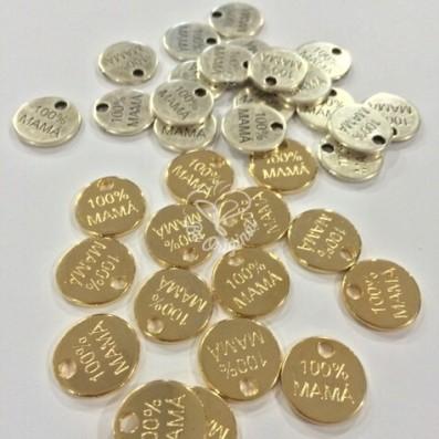 0451b090ac5d Dijes 100% Mamá - Farfalla Costa Rica - Materiales para bisutería en ...